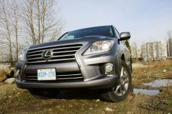 Test Drive: 2013 Lexus LX570 car test drives luxury cars lexus