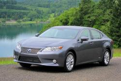 First Drive: 2013 Lexus ES first drives