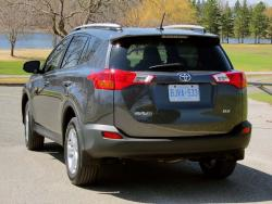 Long Term Test Update 1: 2013 Toyota RAV4 XLE FWD toyota car test drives long term auto tests