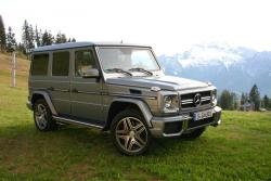First Drive: 2013 Mercedes Benz G Class reviews mercedes benz luxury cars first drives
