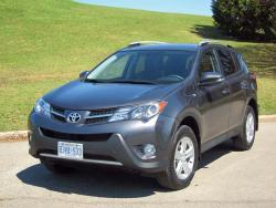 Long Term Test Arrival: 2013 Toyota RAV4 FWD XLE toyota car test drives long term auto tests