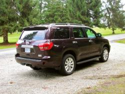 Test Drive: 2013 Toyota Sequoia Platinum trucks toyota car test drives