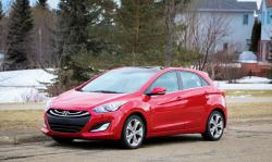 Test Drive: 2013 Hyundai Elantra GT car test drives hyundai