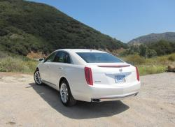 First Drive: 2013 Cadillac XTS reviews luxury cars first drives cadillac