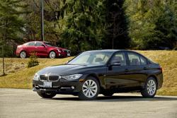 2013 Luxury Sport Sedan Comparison