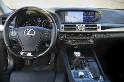 Test Drive: 2013 Lexus LS 460 AWD car test drives reviews luxury cars lexus