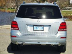 First Drive: 2013 Mercedes Benz GLK 250 Bluetec Diesel mercedes benz luxury cars first drives diesel