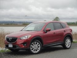Comparison Test: 2013 Mazda CX 5 vs 2012 Honda CR V car comparisons