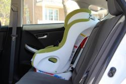 Product Review: Clek Foonf convertible car seat auto product reviews health and safety