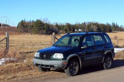 2004 Suzuki Vitara 2.5 V6