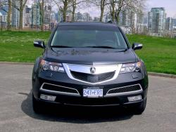 Test Drive: 2013 Acura MDX Elite car test drives luxury cars acura