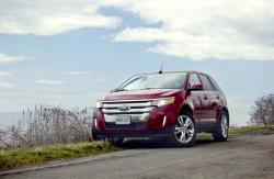 Test Drive: 2013 Ford Edge Limited AWD car test drives ford