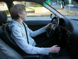 Feature: The Teen Driving Chronicles, Part 1 auto articles health and safety