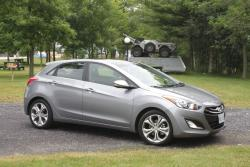 First Drive: 2013 Hyundai Elantra GT first drives
