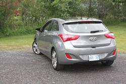 First Drive: 2013 Hyundai Elantra GT reviews hyundai first drives