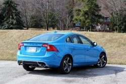 Test Drive: 2013 Volvo S60 R Design volvo car test drives reviews luxury cars