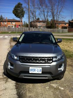 Test Drive 2013 Land Rover Range Rover Evoque Coupe Page 3 Of 3 Autos Ca Page 3
