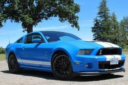 First Drive: 2013 Ford Shelby GT500 car culture