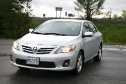 Day by Day Review:  2013 Toyota Corolla LE toyota car test drives daily car reviews