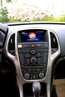 Test Drive: 2013 Buick Verano Turbo buick car test drives