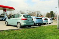 Comparison Test: Hybrid Car Gridlock Torture Test