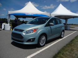 Preview: 2013 Ford C Max Hybrid and Energi car previews hybrids ford