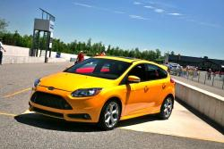 First Drive: 2013 Ford Focus ST reviews ford first drives