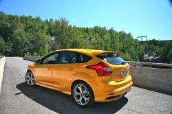 First Drive: 2013 Ford Focus ST first drives