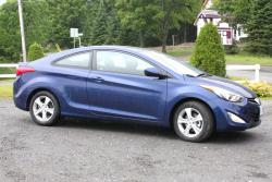First Drive: 2013 Hyundai Elantra Coupe reviews hyundai first drives