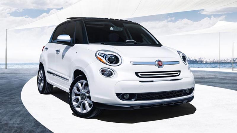 2014 Fiat 500L*