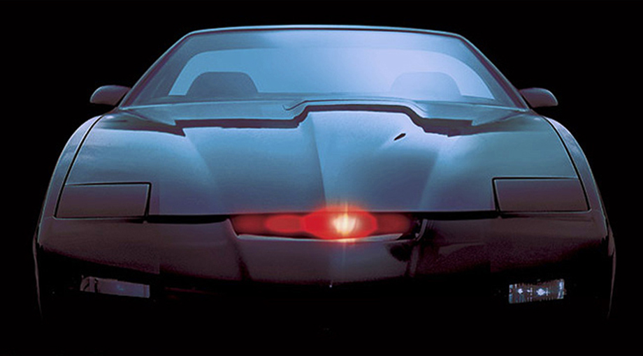 KITT, 1982 Pontiac Trans Am, Knight Rider