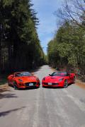 2014 Jaguar F-Type Convertible vs 2014 Chevrolet Corvette Stingray Convertible