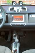 2014 Smart ForTwo Electric Drive centre stack