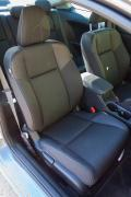 2014 Honda Civic Coupe front seats