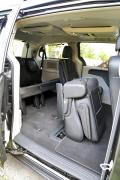 2014 Chrysler Town & Country 3rd row