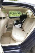 2014 Volkswagen Passat 1.8T Highline rear seats