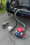 Dyson DC61 Animal Vacuum with competition
