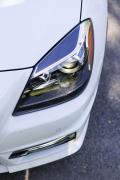 2014 Mercedes-Benz SLK 350 headlight