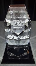 Electric Vehicle Dealership Inspiration Award, Loch Lomond Mitsubishi
