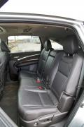 2014 Acura MDX Elite second row