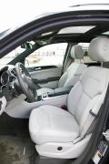 2014 Mercedes-Benz ML350 BlueTEC front seats