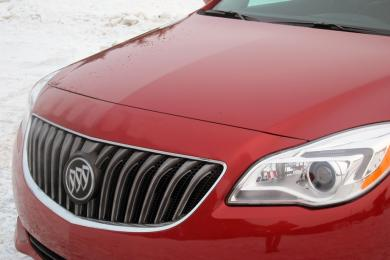 2014 Buick Regal Turbo AWD