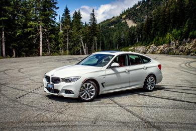 Test Drive: 2014 BMW 335i xDrive Gran Turismo car test drives luxury cars bmw
