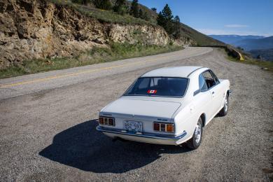 1972 Honda 1300 Coupe 7