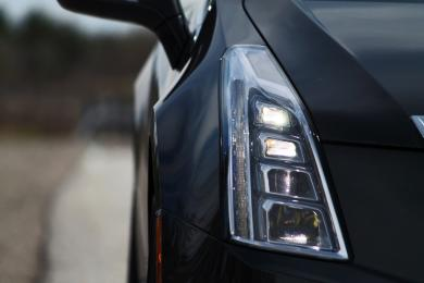 2014 Cadillac ELR headlight