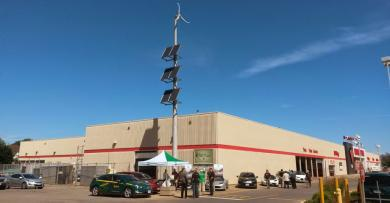 CT Tower at Graham's Canadian Tire, St. Catherines