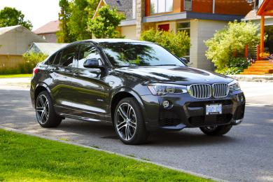 test drive 2015 bmw x4 xdrive35i page 2 of 4. Black Bedroom Furniture Sets. Home Design Ideas