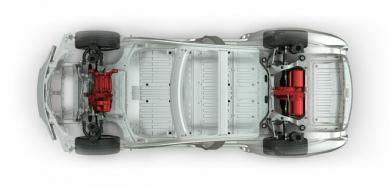 2015 Tesla Model S P85D