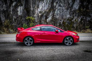 Comparison 2015 Kia Forte Koup Sx Vs 2014 Honda Civic Si