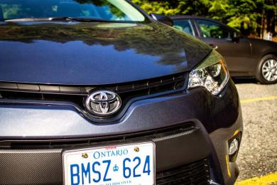 Comparison Test: 2014 Mazda3 vs 2014 Toyota Corolla toyota mazda car comparisons